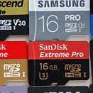 Advertising vs reality: microSD memory card speed test