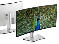 "Dell announces new monitors ahead of CES, including 40"" ultrawide curved 5K monitor"