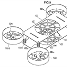 Sony patent suggests it's working on developing a folding camera drone