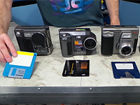 Take an entertaining look back at the cameras that came before SD cards