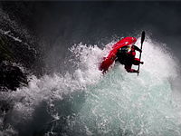 Photographer captures kayakers with help from drone-mounted Speedlites
