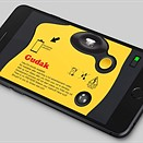 The Gudak app turns your iPhone into a disposable camera