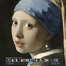 'Girl with a Pearl Earring' portrait transformed into massive 10 billion pixel panorama