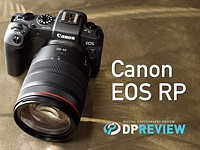 Live Q&A with DPReview editors about the Canon EOS RP