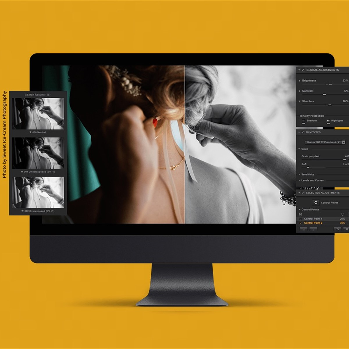 Brújula Hacer la vida laringe  DxO updates Nik Collection 2018 with better macOS, Adobe compatibility and  fewer bugs: Digital Photography Review
