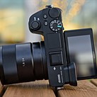Sony a6500 firmware update improves image stabilization in movie mode