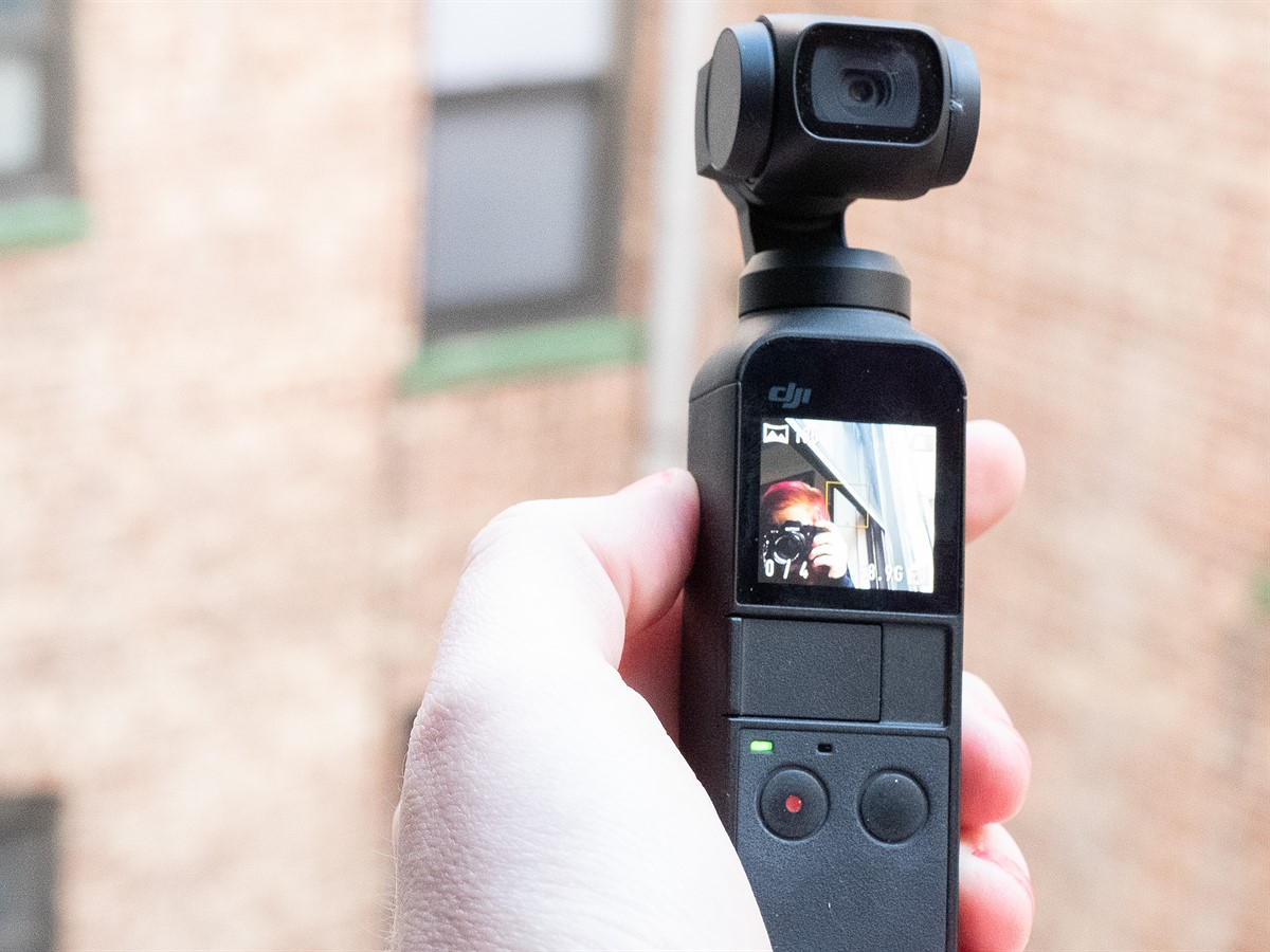 Review: DJI Osmo Pocket: Digital Photography Review
