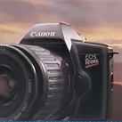Video: Strange, amusing and bizarre camera commercials from the '80s and '90s