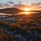 Photo story of the week: Sunrise in Burren National Park