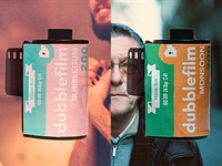 Dubblefilm launches two new pre-exposed 35mm effects films