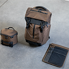 The Verge previews crowd-sourced Boundary Prima modular backpack