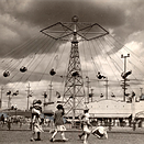 Amusement park photos from the past