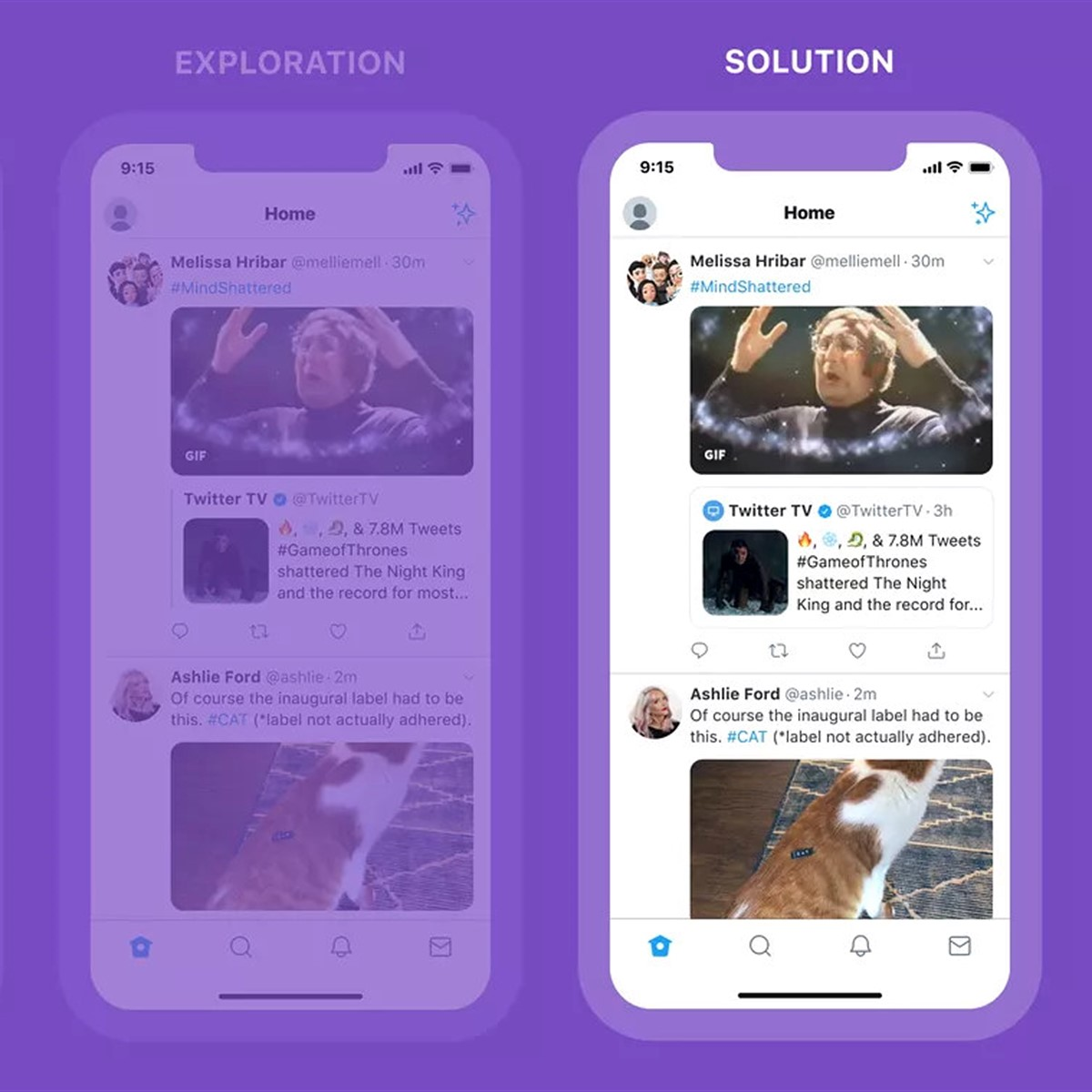 Twitter now supports adding images and other media to