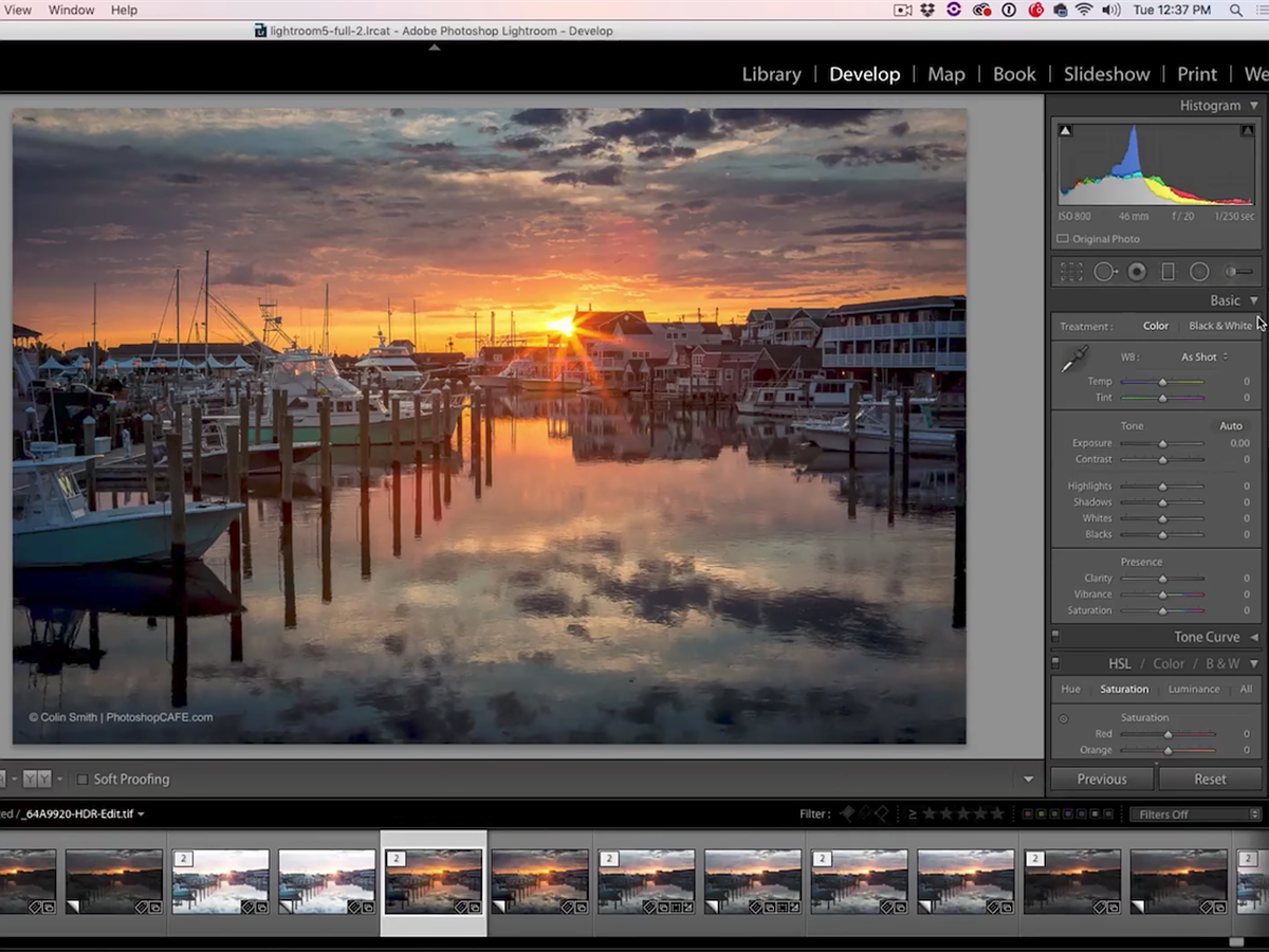 Video: Seven 'hidden secrets' in Adobe Lightroom: Digital