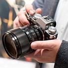 Fujifilm shows off XF 50mm F1.0 lens, teases fastest GF lens yet