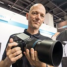 Photokina 2016: Hands-on with Phase One 45mm F3.5 and 150mm F2.8 'Blue Ring' lenses