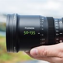 Hands-on with the Fujinon MK50-135mm T2.9 cine lens