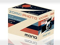 Zorki Photo launches its first film: Zorki Photo Mono 100 ISO black-and-white