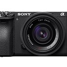 Sony a6500 adds 5-axis stabilization, touchscreen and processing power