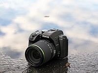 Shaking up the market: Pentax K-70 Review