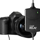 Tether Tools' Case Relay provides continuous power for many DSLR and mirrorless cameras