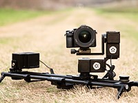 Cinetics announces new Lynx camera slider and motion control system