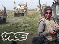 Video: Lynsey Addario on how being a war photographer got her kidnapped twice