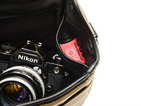 ONA and Japan Camera Hunter team up to release camera bag for film photographers