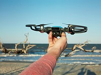 The DJI Spark is a $500 HD mini drone
