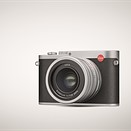 Leica Q in Silver brings a new look to the compact camera