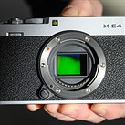 Fujifilm X-E4 hands-on