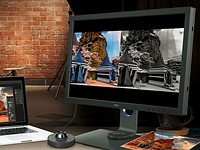 "BenQ announces pro-level SW271C 27"" 4K monitor aimed at photo and video users"