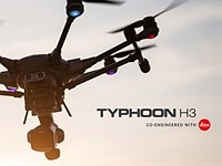 Yuneec announces Typhoon H3 drone, co-engineered with Leica