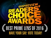 Have your say: Best prime lens of 2016