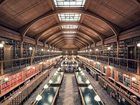 Photographer travels the world to find its most stunning libraries