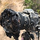NASA photographer Bill Ingalls' camera melted in fire caused by rocket launch