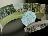 MIT and UMass researchers develop world's first flat ultra-wide-angle fisheye lens