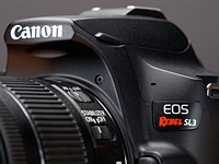 Canon EOS Rebel SL3 review