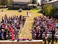 Taking your drone to a wedding? Read this first