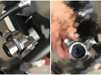 DJI Phantom 5 leak hints at interchangeable lens camera system