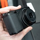 """CP+ 2019: Ricoh GR III shown with firmware 1.0, Theta goes 1"""""""
