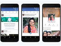 Facebook testing 'profile picture guard' feature that prevents sleazy photo theft