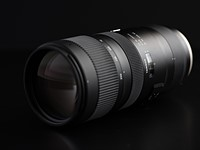 Lensrentals: Tamron 70-200 F2.8 G2's resolution is excellent