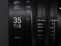 Sigma launches its 'Classic' Art cine lens line, announces development of PL to L mount adapter