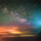 Fly-by: Learn how to shoot the Milky Way from an airplane