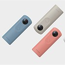Ricoh cuts price of Theta SC 360 camera