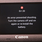 Canon 7D Mark II torture test: See a shutter fail in real time