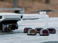 Tiffen宣布为DJI Mavic Mini Drone的ND过滤器套件