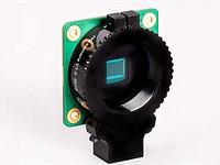 Raspberry Pi launches 12.3MP interchangeable lens camera module for its Pi computers