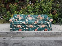 'The Sofas of L.A.' celebrates the art of the humble curbside couch